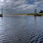 The Swingbridge by Vince Russell