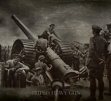 British Heavy Guns by garts