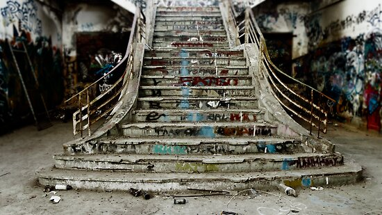 The Grand Staircase by Austin Dean