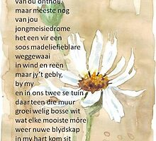 Wit Madeliefieblare... by Maree  Clarkson