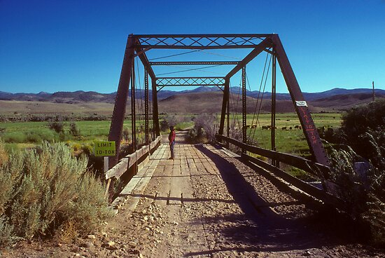 There was an Old Bridge by BodieBailey