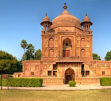Khusrubagh Panoramic by Clive S