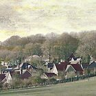 Whitchurch (from above Bere Mill) by dmacwill