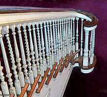 Bannister in a Dream by Kenneth Hoffman