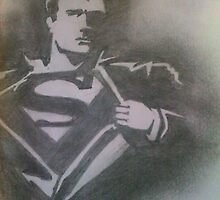 Superman by ezio2k12