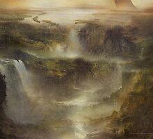 Veni, creator spiritus (Detail 5) by AngiandSilas
