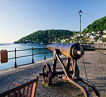 Dartmouth Harbour by Kerry Dunstone
