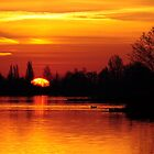 Rise and shine - sunrise over Reeuwijk by Javimage