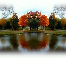 Dreamy Autumn Day!!! ©  by Dawn M. Becker