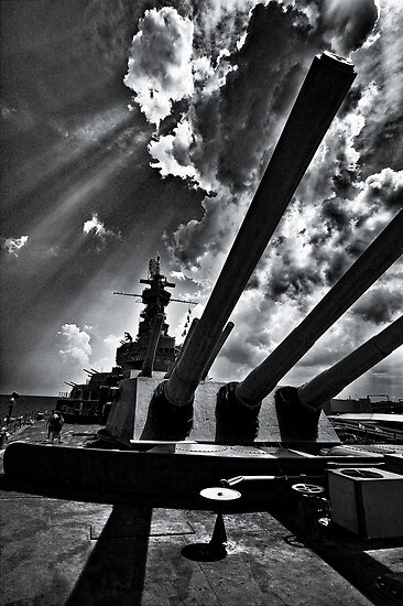 Sixteen Inch Guns of Alabama by Jim Haley