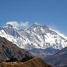 Himalayan View by Patty (Boyte) Van Hoff