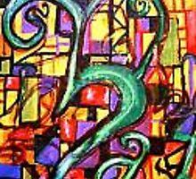 Green Vine by aspenleafstudio