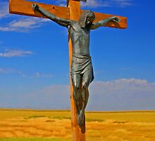 Crucifixion of Jesus by JohnDSmith