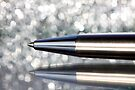 The Pen Is Mightier Than The Bokeh by withacanon