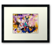 Easter Hare  Framed Print