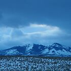 Ironside Mountain Blues by © Betty E Duncan ~ Blue Mountain Blessings Photography