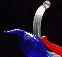Snippet From A Glass Sculpture by Winston D. Munnings