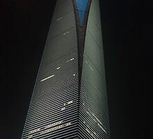 World Financial Center Shanghai by Thomas Stroehle
