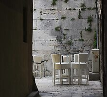 Table and Chairs by Shubie