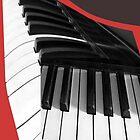 Jazz Piano by WeeZie