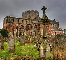 Lanercost Priory,Cumbria by VoluntaryRanger