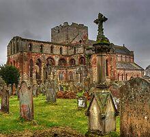 Lanercost Priory,Cumbria by VoluntaryRanger