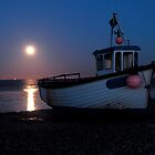 Night Fishing by jimclark
