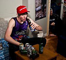 Scott Partying  by KidLiliefeldt