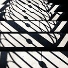 Shadowy Stairway by daphsam