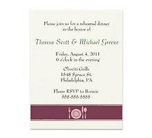 Rehearsal dinner invites by leeyan