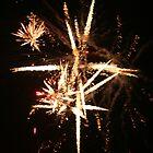 fireworks-Altona Beach,Melbourne. by elphonline
