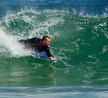 Waves by UncaDeej