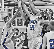 Varsity Basketball. Woodbury, MN. by kevinw