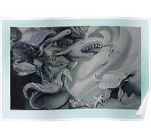 Aquatic Fantasia. Poster