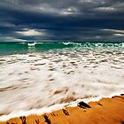 &quot;Surf Coast Winter&quot;,Anglesea,Great Ocean Road,Australia. by Darryl Fowler
