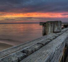 Mentone Pier by Scott Sheehan