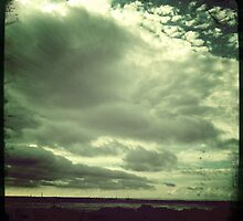 moody Skies Series- No.7 by LJ_©BlaKbird Photography