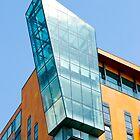 Manchester Tower Block by Steve Ashton