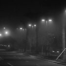 Foggy Drive by joeschmoe96