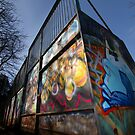 Skate Ramp - Newbury by Samantha Higgs