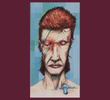 David Bowie by AdamGuzowski