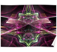 Reflections: Amethysts and Emeralds  (UF0178) Poster