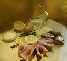 Trout…under the grandmother's recipe… by VallaV