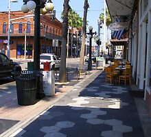 Ybor City Street by LuisGarcia