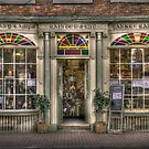 old shop by Dave Milnes