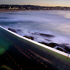 Bondi Iceberg Swimming Club 5273 by Steve Munro