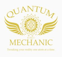 QUANTUM MECHANIC Kids Clothes