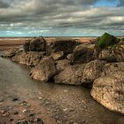 Cleveleys Rock Pool by John Hare
