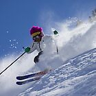 How to ski the bumps by Adam Johnston