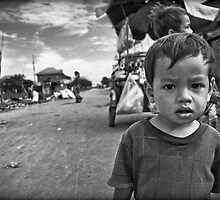 Cambodia Noir - The Reality by Tyson Battersby